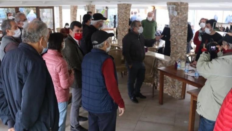 Bodrum'da Yat Limanı ve Otel Projesi Ertelendi