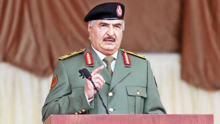 Hafter'den, Tüm Kuvvetleri Türk Askerine Karşı Savaşa Çağırdı