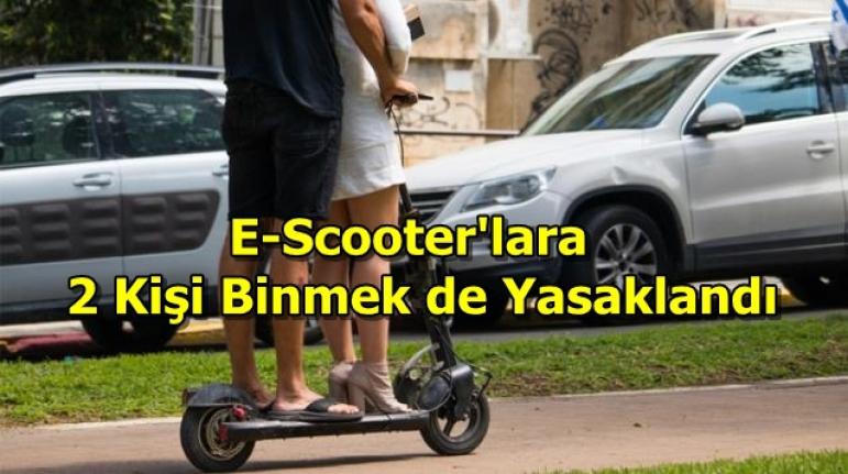 Karayollarında Bisiklet ve E-Scooter Kullanımı İçin 15 Yaş Sınırı Getirildi