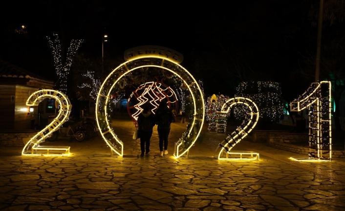 Menteşe'de Yeni Yıl Hazırlıkları Tamamlandı