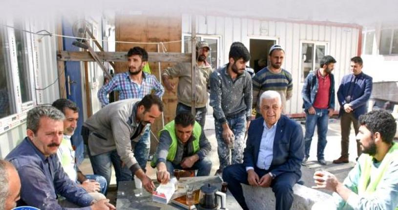 Muğla Büyükşehir Belediyesi'nde En Düşük Maaş 3 Bin 100 Lira