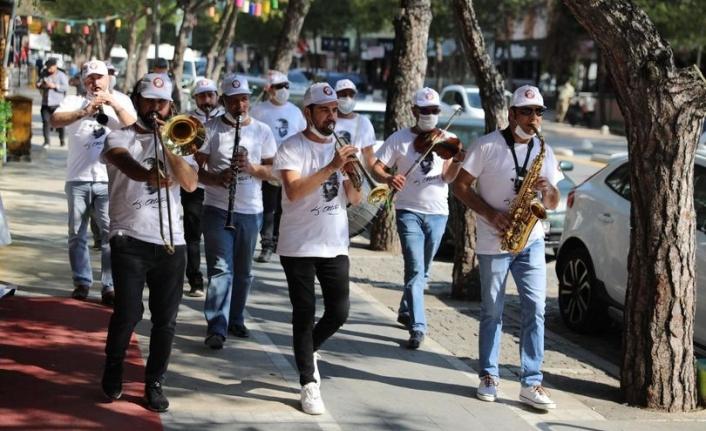 Muğla'da Müzisyenlere Destek Çalışması
