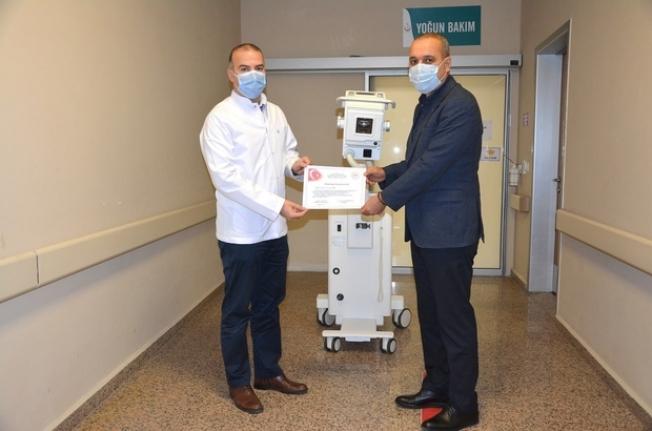 Ortaca Devlet Hastanesi'ne Röntgen Cihazı Bağışlandı