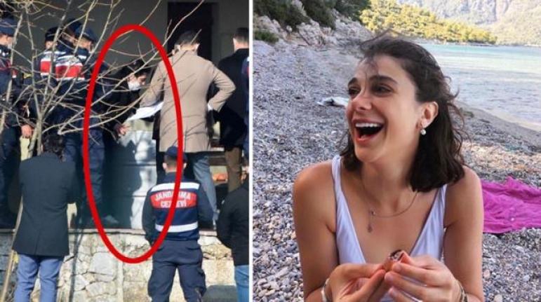 Pınar'ın Katledildiği Evde Keşif Yapıldı! Nasıl Yaktığını Anlatması İçin Varil Getirildi