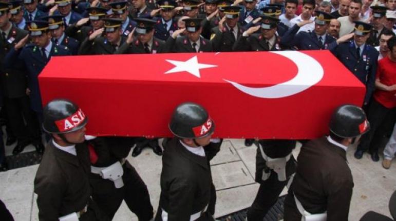 PKK'dan Barış Pınarı Bölgesinde Kontrol Noktasına Saldırı! 2 Asker Şehit 8 Asker Yaralı