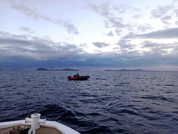 Yakıt Koymayı Unutunca Deniz Ortasında Mahsur Kaldı