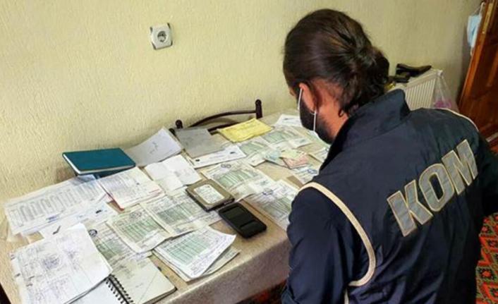 """Fethiye'de """"İhaleye Fesat Karıştırma"""" Operasyonunda 13 Şüpheli Yakalandı"""