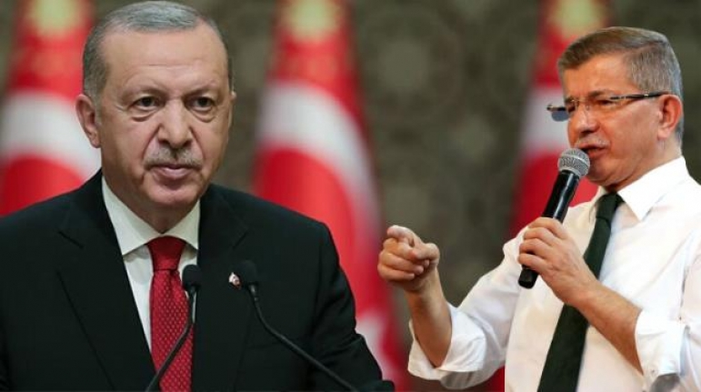 Gelecek Partisi Lideri Ahmet Davutoğlu Aşı Üzerinden Hükümeti Eleştirdi