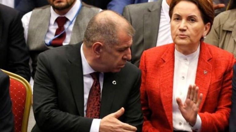 Mahkeme, Ümit Özdağ'ın İYİ Parti'den İhracı Yönündeki Kararı İptal Etti