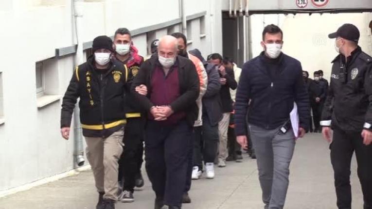 Muğla Dahil Adana Merkezli 13 İlde Otomobil Hırsızlığı Çetesine Operasyon: 20 Tutuklama