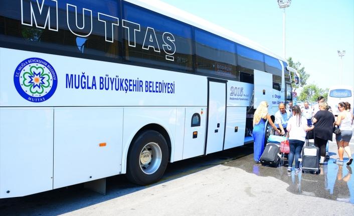 MUTTAŞ Geçen Yıl Havalimanlarından 264 Bin 224 Yolcu Taşıdı