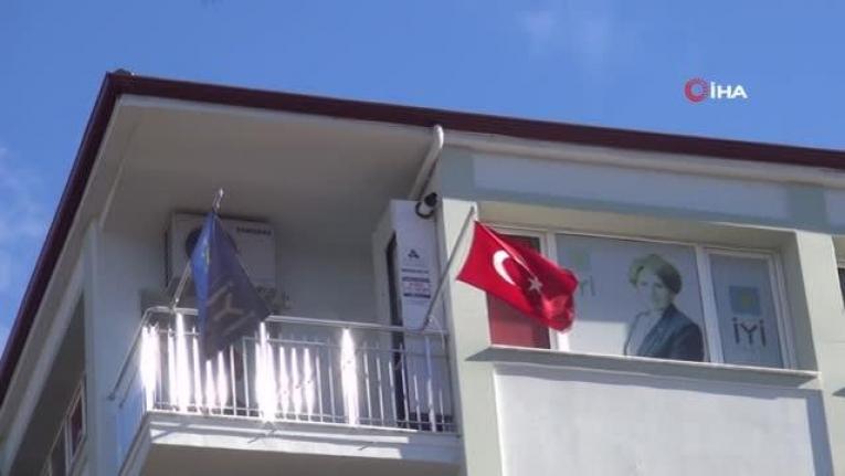 Ümit Özdağ'ın Muğla'ya Gelişi Öncesi İYİ Parti Muğla İl Yönetimi Düştü