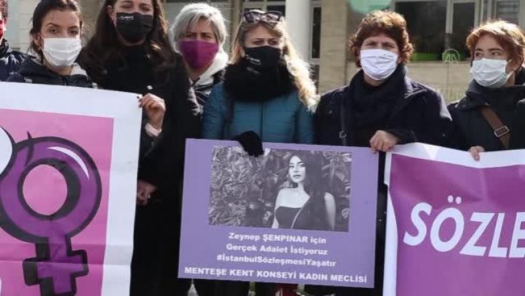 Üniversite öğrencisi Zeynep Şenpınar'ın Öldürülmesiyle İlgili Davaya Dün Devam Edildi