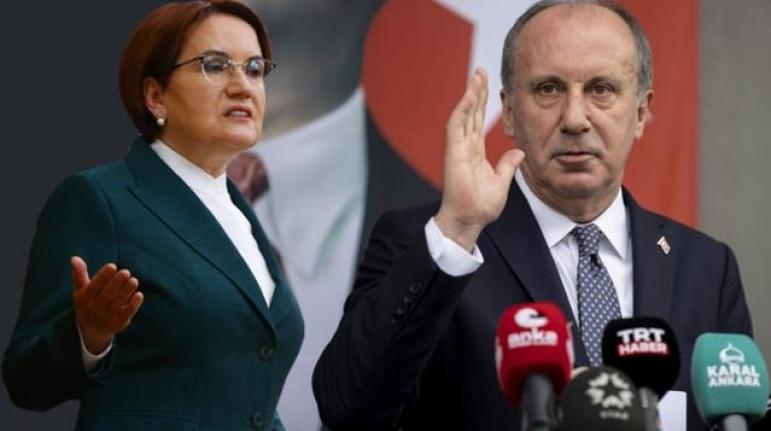 Bomba İddia: İYİ Partili 7 Vekil İnce'nin Partisine Geçmeye Hazırlanıyor!