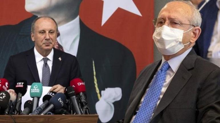 İnce'nin İstifası CHP'ye Kan Kaybettiriyor! 2 Eski Vekil Partiyle Yollarını Ayırdı