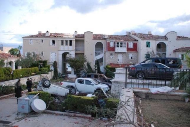 İzmir'deki Hortum Felaketinin Boyutu Gün Ağarınca Ortaya Çıktı