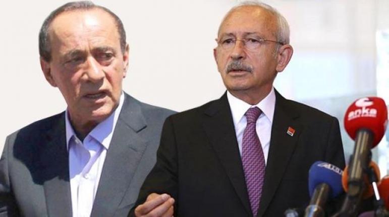 Kılıçdaroğlu'na Yönelik Sözleri Nedeniyle Alaattin Çakıcı Hakkında İddianame Düzenlendi