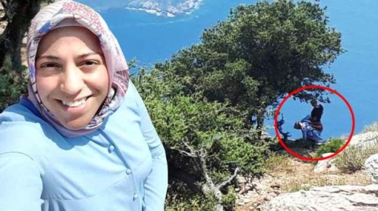Kocasının Kayalıklardan Attığı Semra Aysal'ın Son Görüntüsü Ortaya Çıktı