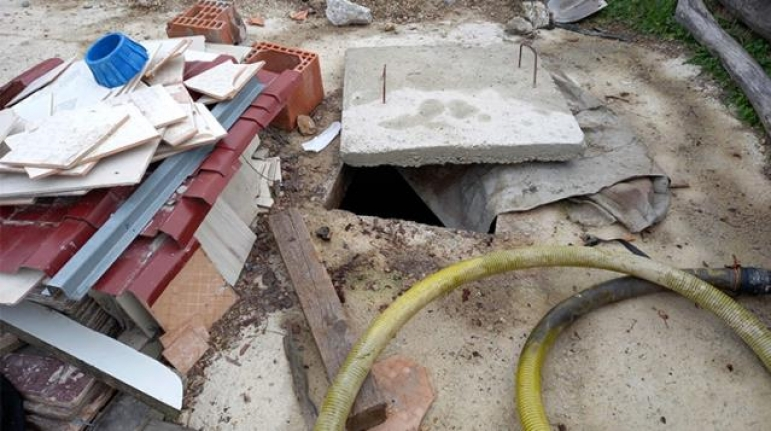 Milas'ta Foseptik Çukuruna Düşen 3 Yaşındaki Çocuk Hayatını Kaybetti