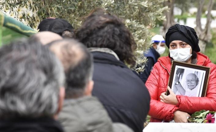 Oyuncu Atilla Pekdemir, Bodrum'da Son Yolculuğuna Uğurlandı