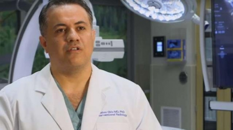 Türk Bilim İnsanı Prof. Dr. Rahmi Öklü Kanserli Dokuyu Yok Eden Sıvı Geliştirdi