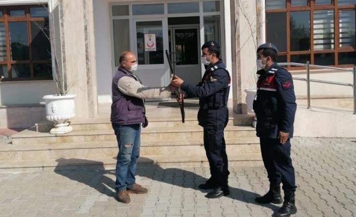 Ula'da Çalınan Av Tüfeği Çine'de Bulundu