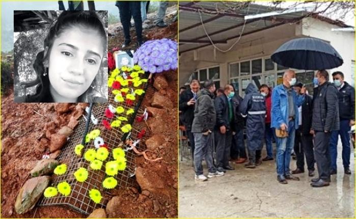 19 Yaşındaki Bodrumlu Gamze, Gözyaşlarıyla Toprağa Verildi