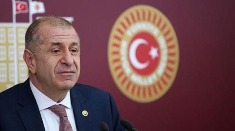 Akşener'i Yalancılıkla Suçlayan Ümit Özdağ İYİ Parti'den İstifa Etti