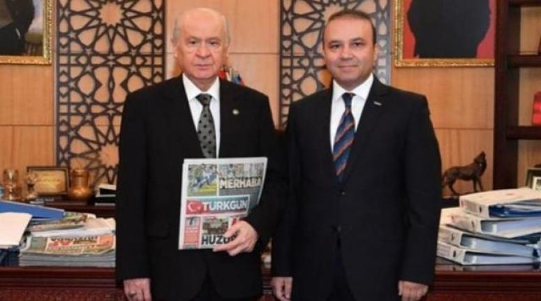 Bahçeli'nin Danışmanı Çiçek: HDP ile Erbakan'ı Anmak İngiliz Temel'in Yapabileceği Bir Şeydi