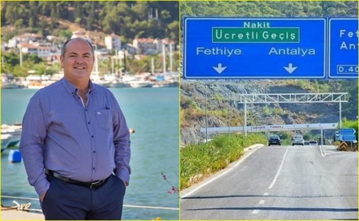 CHP Fethiye Örgütü, Göcek Tüneli Geçiş Ücretlerine Karşı Direniş Başlatacak