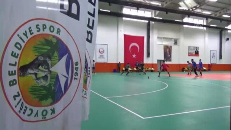 Köyceğiz'e Bin Kişilik Yeni Spor Salonu