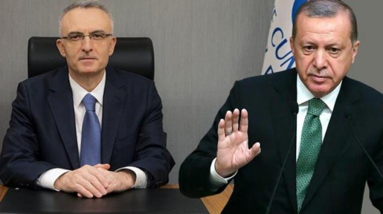 Naci Ağbal'ın Erdoğan'ın Uyarılarını Dikkate Almaması Sonunu Getirdi
