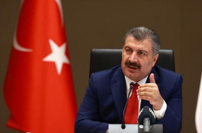 """Sağlık Bakanı Koca: """"AK Parti Kongre Görüntülerinden Ayrıcalık Hikayesi Çıkarılmamalı"""""""
