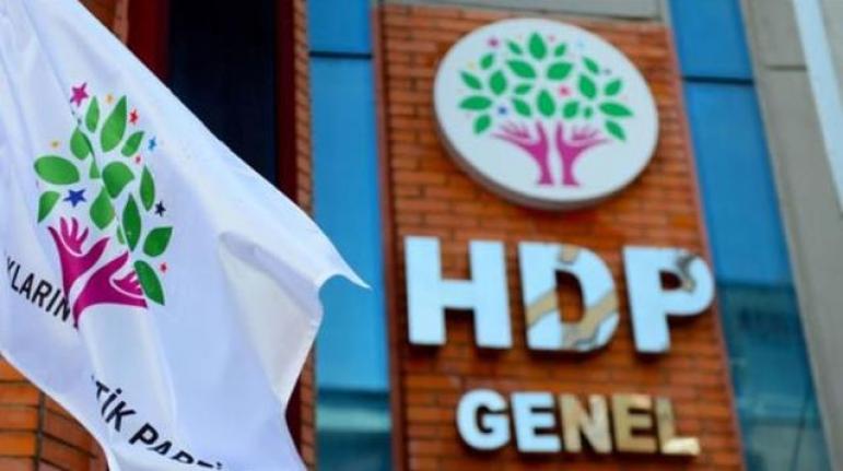 Yargıtay Cumhuriyet Başsavcısı Bekir Şahin, HDP'nin Kapatılması İstemiyle Anayasa Mahkemesi'nde Dava Açtı