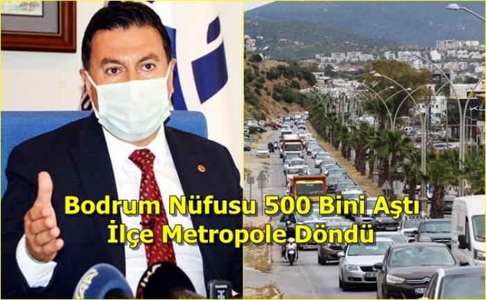 """Bodrum Belediye Başkanı Aras: """"Bodrum'da Kaos Yaşanıyor"""""""