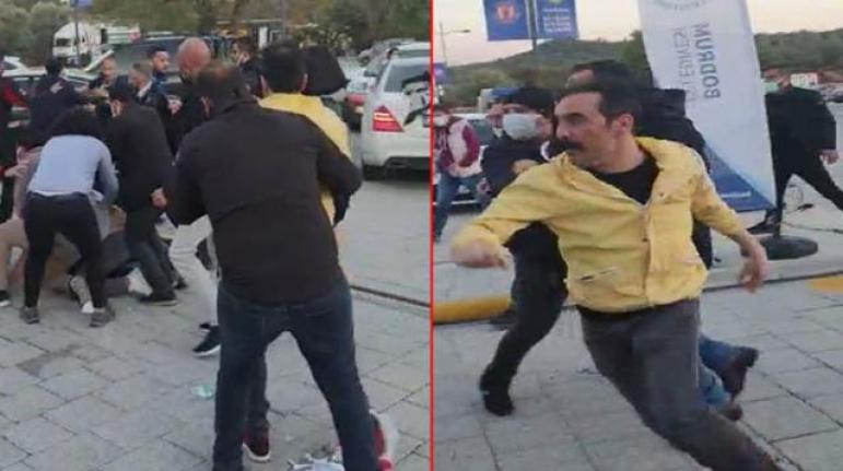 Bodrum'da Silahlı Kavgaya Karışan Oyuncu Mustafa Üstündağ Serbest Bırakıldı
