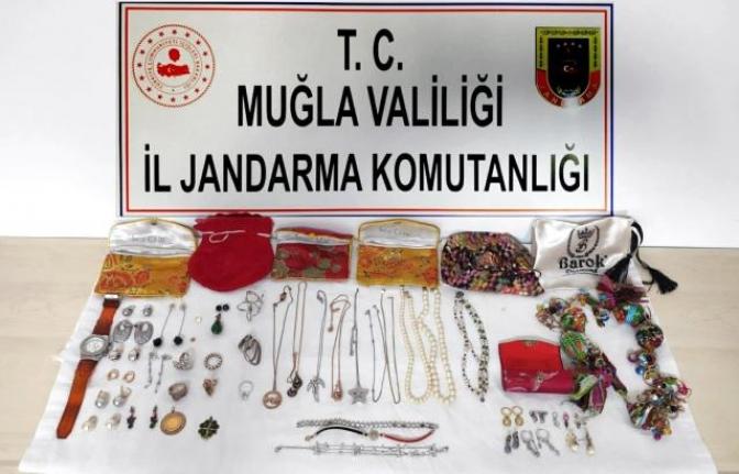 Bodrum'da Temizlik İçin Geldiği Evden 200 Bin TL'lik Ziynet Eşyası Çalan Şahıs Yakalandı
