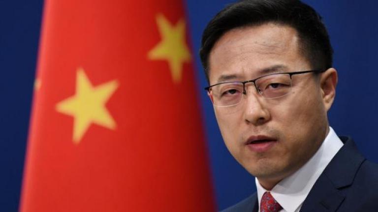 Çin'den Bir Küstah Açıklama Daha: Türkiye'de Bazı Kişiler Teröristleri Destekliyor