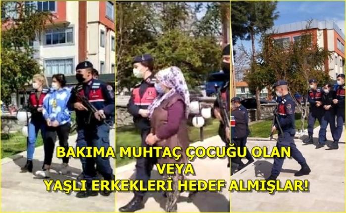 Denizli Merkezli İzmir ve Muğla'da Operasyon! Evlilik Çetesi Çökertildi