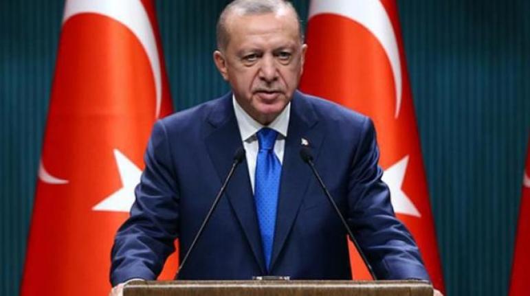 """Erdoğan: """"Montrö İle Yakından Uzaktan Alakası Olmayan Kanal İstanbul'da Bağımsızlığımızı Kazanacağız"""""""