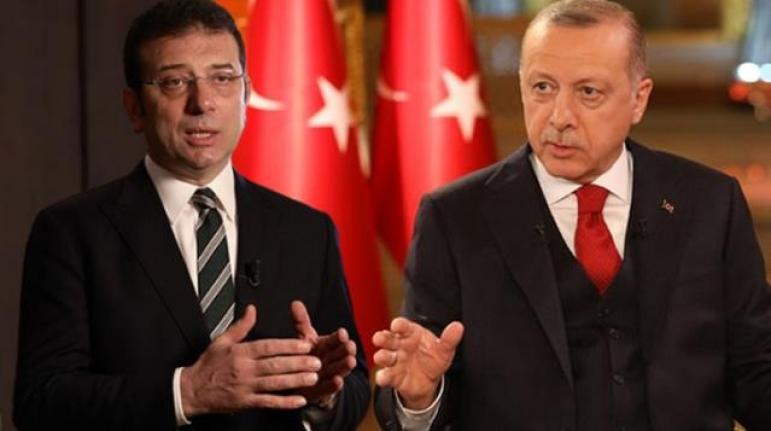 İmamoğlu'ndan Erdoğan'a Kanal İstanbul Yanıtı: İhanet Projesiyle İlgili Israra Devam Ediliyor