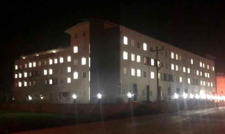Muğla'da Karantinaya Uymayanların Kaldığı Yurt Yoğunluktan Işıl Işıl