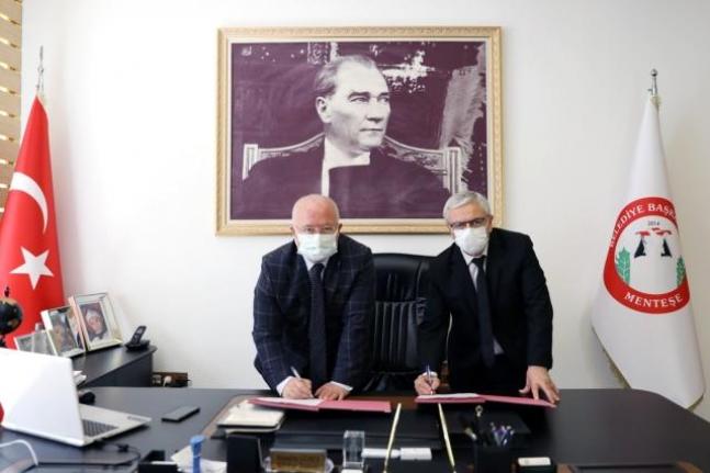 Belediye ile Tapu Müdürlüğü Arasında İşbirliği Protokolü İmzalandı