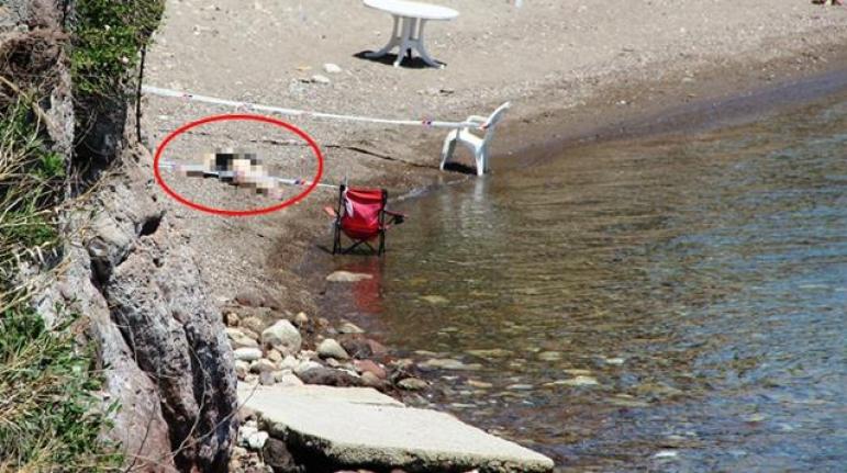 Bodrum'da Yaşlı Kadının Yüzmek İçin Girdiği Denizden, Cansız Bedeni Çıktı!