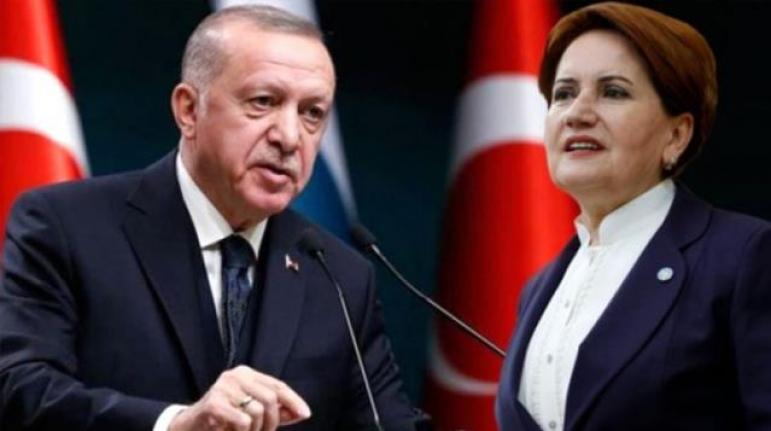 Cumhurbaşkanı Erdoğan, Meral Akşener Hakkında 250 Bin Liralık Tazminat Davası Açtı
