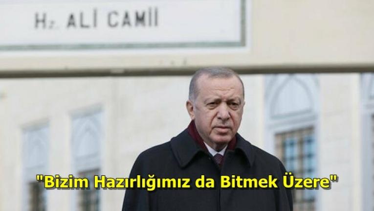 Erdoğan'dan Bahçeli'nin Açıkladığı Yeni Anayasa Taslağıyla İlgili İlk Yorum Geldi