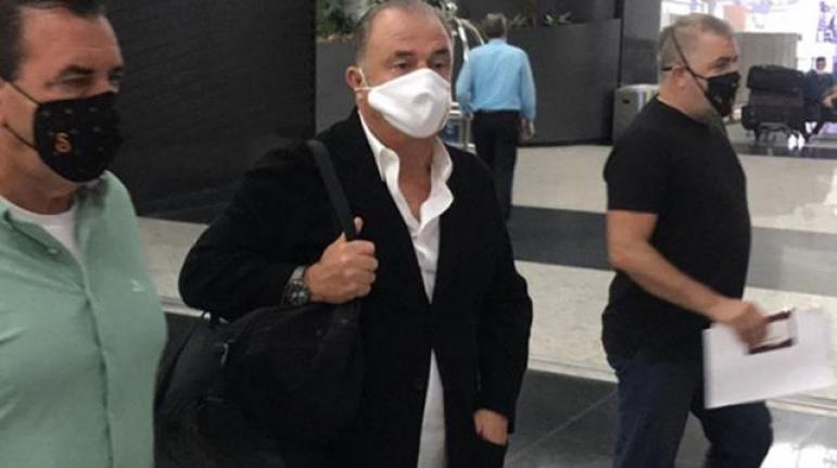Galatasaray'daki Görevini Resmen Bırakan Fatih Terim, İstanbul'dan Ayrıldı