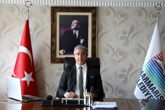 """Marmaris Belediye Başkanı Oktay, """"Dikkat Etmezsek Vakalar Artar"""""""