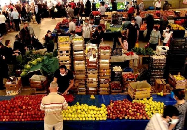 Pazarlar Bugün Yeniden Açıldı, Marketlerin Fiyat Oyunu Deşifre Oldu