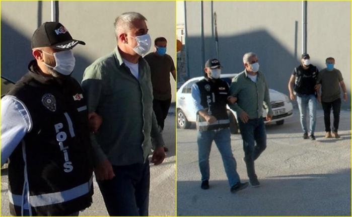 Sedat Peker'in Kardeşi Atilla Peker, Ruhsatsız Silah Bulundurması Nedeniyle Gözaltına Alınmış